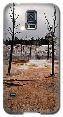 Angel Terrace Sunset Galaxy S5 Case