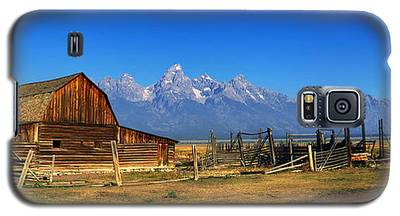 Antelope Barn Galaxy S5 Case