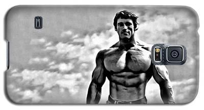 Arnold Schwarzenegger Galaxy S5 Case