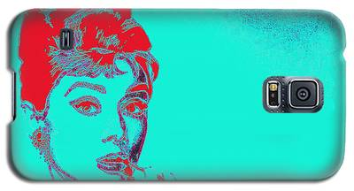 Audrey Hepburn 20130330v2p128 Galaxy S5 Case
