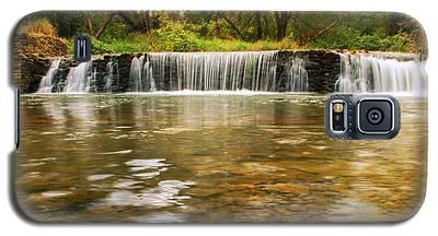 Autumn At Valley Creek Galaxy S5 Case