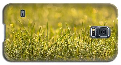 Autumn Morning Galaxy S5 Case