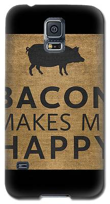Pig Galaxy S5 Cases