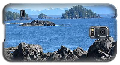 Barkley Sound And The Broken Island Group Ucluelet Bc Galaxy S5 Case