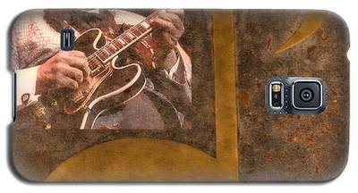 Bb King Note Galaxy S5 Case