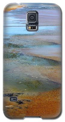 Beach Colors Galaxy S5 Case