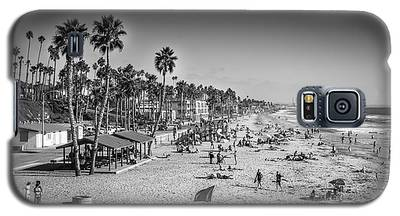 Beach Life From Yesteryear Galaxy S5 Case