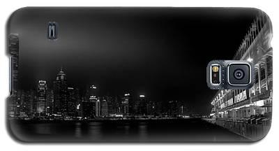 Black Orient Galaxy S5 Case