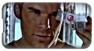 Blood Slide Dexter Galaxy S5 Case