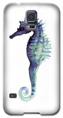 Seahorse Galaxy S5 Cases