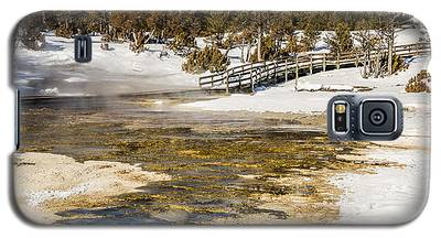Boardwalk In The Park Galaxy S5 Case