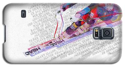Bode Miller And Statistics Galaxy S5 Case