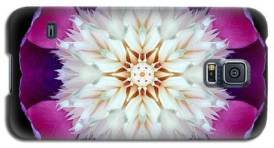 Bowl Of Beauty Peony II Flower Mandala Galaxy S5 Case