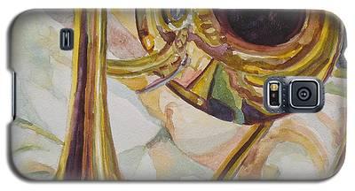 Trombone Galaxy S5 Cases
