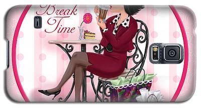 Break Time Galaxy S5 Case