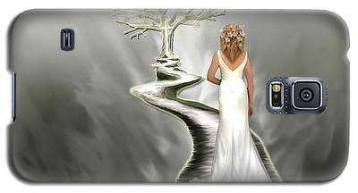 Bride Of Christ Galaxy S5 Case