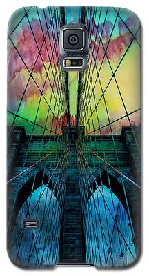 Wires Galaxy S5 Cases