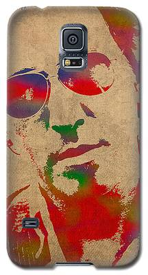 Bruce Springsteen Galaxy S5 Cases