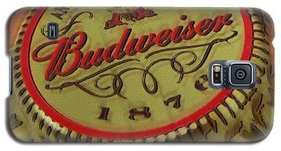 Budweiser Cap Galaxy S5 Case