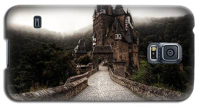 Castle In The Mist Galaxy S5 Case