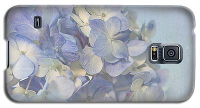 Charming Blue Galaxy S5 Case
