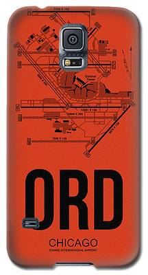 Grant Park Galaxy S5 Cases