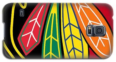 Chicago Blackhawks 2 Galaxy S5 Case