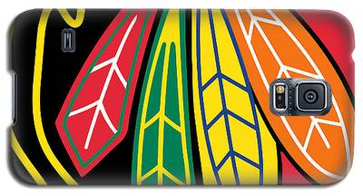Chicago Blackhawks Galaxy S5 Case