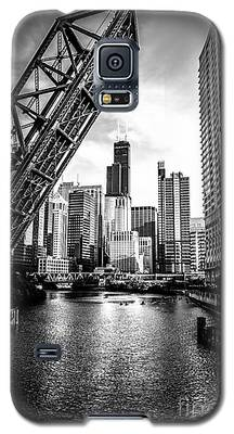 Chicago Galaxy S5 Cases