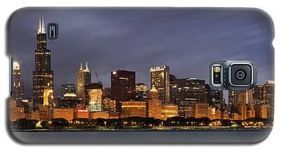 Lake Michigan Galaxy S5 Cases