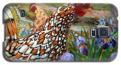 Chick And Iris Galaxy S5 Case
