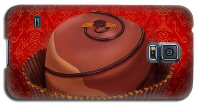 Chocolate Truffle Galaxy S5 Case