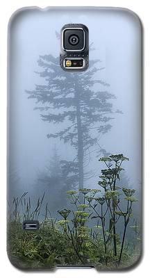 Clingman's Fog II Galaxy S5 Case