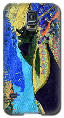 Coat Of Many Colors Galaxy S5 Case