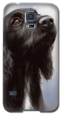 Cocker Spaniel Galaxy S5 Cases