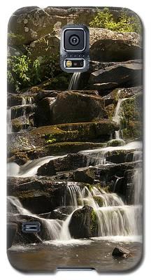 Coker Creek Cascades Galaxy S5 Case