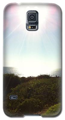 Colored Rays Of The Sun Galaxy S5 Case