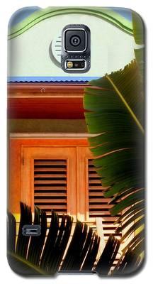 Cool Tropics Galaxy S5 Case