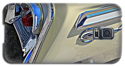 Coronna Cream 1962 Impala Galaxy S5 Case