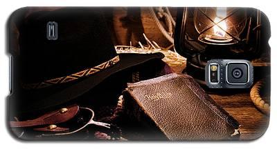 Cowboy Bible Galaxy S5 Case