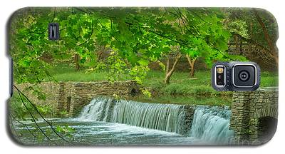 creek at Valley Forge Galaxy S5 Case