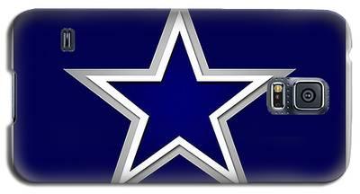 Dallas Cowboys Galaxy S5 Case