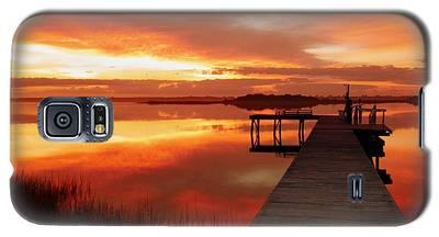Dawn Of New Year Galaxy S5 Case