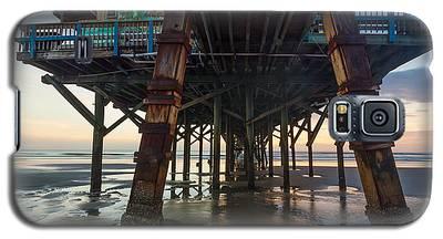 Daytona Beach Shores Pier Galaxy S5 Case