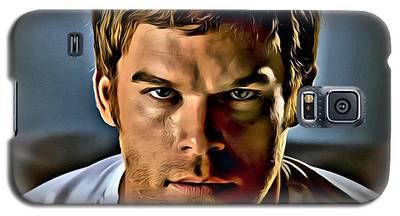 Dexter Portrait Galaxy S5 Case