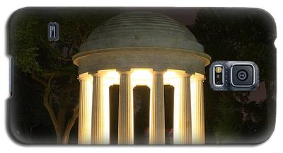 District Of Columbia World War I Memorial At Night Galaxy S5 Case