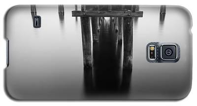 Dock At Twilight Galaxy S5 Case