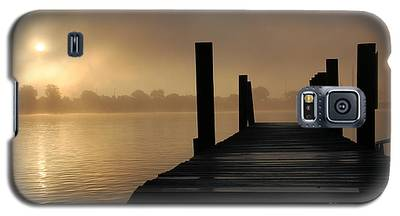 Dockside And A Good Morning Galaxy S5 Case