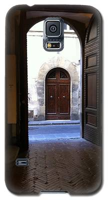 Doorways In Italy Galaxy S5 Case