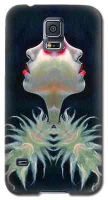 Double Faced Galaxy S5 Case